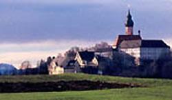 Andechs Kloster Foto