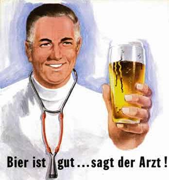 Cerveja é bom
