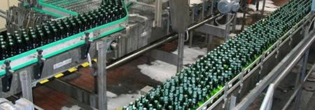 Bier Abfüllung - Abfüllerei