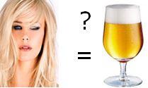 Bier kühle Blonde - Kühles Blondes